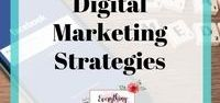 Digital Marketing Strategy / Different Digital Marketing, Blogging tips and all the jargons of Digital Marketing merged in one board!