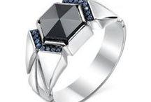 armata / мужские кольца из серебра