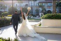 LAUREN ELAINE: Our Brides / We LOVE our brides! Here's a look at our brides in their Lauren Elaine gowns! Send us photos in your Lauren Elaine gown to info@lauren-elainedesigns.com!