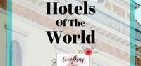 Hotels Of The World / Various accommodation around the world. Hotels, hostels, B&B and unique accommodations.