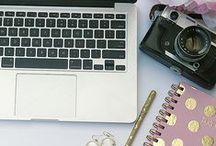 Website, Graphic Design & Blogging / Designing websites and logos. Developing blogs ands brands.