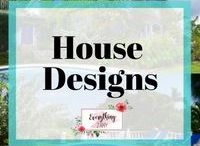 Colonial House Designs / My dream house designs! :-)