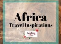 Africa Travel Inspirations / All about trips and travels in Africa.  Africa Travel beautiful places, African culture, Africa travel guides, Africa itinerary, Africa travel tips