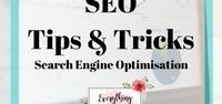 SEO Tips and Tricks / Great SEO Tips and Tricks. Search Engine Optimisation.