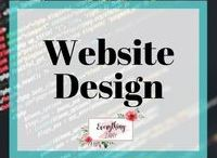 Web Design Inspirations and Tips / I love web design!  Here are some tips and tricks on web design...  Web design layout, web design portfolio, web design style and web design trends and much more!