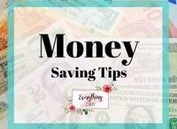 Money Saving Tips / Money Saving tips and ideas.   Travel fund saving tips and many more!