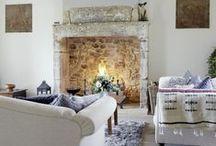 Fireplace & mantel Ideas
