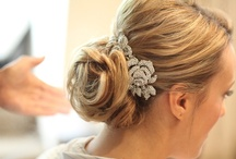 Bridal Hairstyles: Up-dos / This pin board includes hair styles created by Pam Wrigley herself. The hairstyles in this board include lovely bridal up-dos.