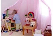 Waldorf inspired Play Areas  / Waldorf inspired Play Areas