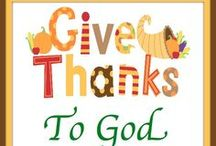 Thanksgiving Ideas / Practicing thankfulness sets the stage for celebrating Christmas with a whole heart. It increases contentment, generosity, and humility.  RealRefreshment.com / by Real Refreshment Retreats