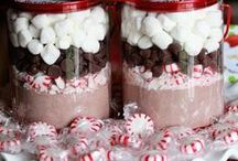 Gifts on a Dime / Frugal doesn't have to mean cheap!  Homemade gifts come from the heart AND they are fun!  Fun family friendly gifts on a dime from ww.RealRefreshment.com / by Real Refreshment Retreats