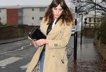 My style - trench chic