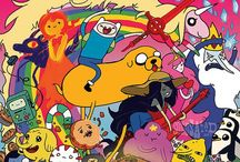 Adventure Time / What time is it?