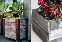 Pallets For The Home / Decorate your new Batch Yard apartment home with these creative pallets ideas