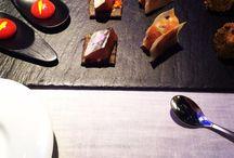 Restaurante vertical / Restaurante vertical estrella michelin