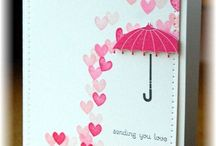 Homemade cards and similar ideas / by Wendee and Rick Clark