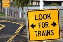 Rail safety for schools / Links to rail safety resources for schools.  / by NZ Transport Agency
