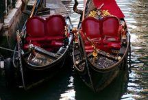 Les bateaux de Venise / Boats