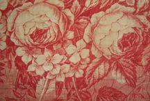 Tissus - fabrics / Accessoires