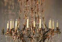 Baroque Lamps Collection / New collection of Baroque lamps.