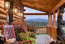 Veranda, terrace