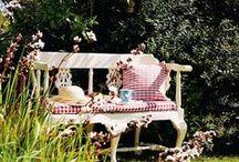Kerti pihenő - Relaxation garden
