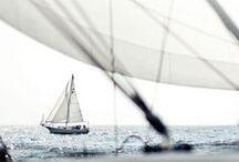 Sail and sea