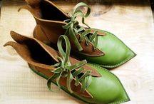 Poppen schoentjes
