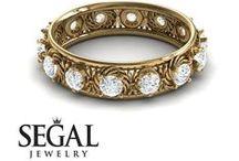 Anniversary rings / Anniversary  rings by Segal Jewellery