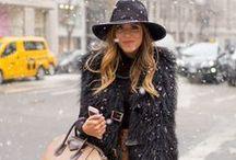 Winter fashion ❄️☃❄️