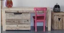Kids en (steiger) hout! / Super leuke home made ideas voor jouw kids!!!!