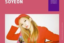 (G)I-DLE   Jeon Soyeon / Leader