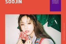 (G)I-DLE   Seo Soojin
