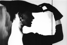 ..LILLIAN BASSMAN.. / (June 15, 1917 – February 13, 2012) was an American photographer and painter / by a lady with a cat