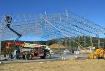 Carport / carports, portable building manufacturer, steel canopies, garages, storage, wcmb, west coast metal buildings
