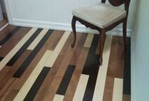 Wood Flooring Inspiration / Wood flooring is our business! At Rare Earth Hardwoods, we offer over 100 species. This pinboard is a collection of ideas for all things wood floors.