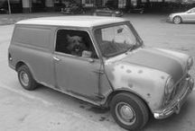 Classic Mini Van / by David Manners Group