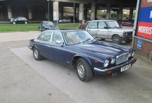 Jaguar XJ6 / Jaguar XJ6 at the David Manners Group http://www.jagspares.co.uk/Manners/company.asp / by David Manners Group