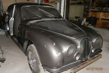 Jaguar MKII Restoration / Jaguar MKII Restoration at the David Manners Group http://www.jagspares.co.uk/Manners/PartSearch.asp / by David Manners Group