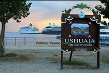 Ushuaia / Scenery & Tourist attractions in Ushuaia, Argentina