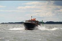 Transportation in the archipelago / Different transportation in the archipelago