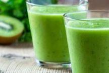 Santé et smoothies