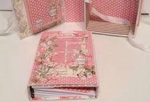 Crafts: mini albums / by Melanie Van Wyk