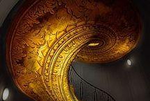 sCHODiště / schody, schodiště, interiér, exteriér