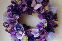 frontali porta / wreath for every season