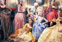 XVIII century / Fashion