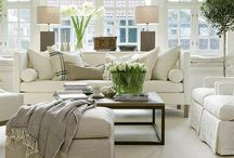 Living rooms / Eclectic living