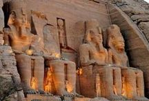 Ancient Egypt / History, pharaons and intresting places