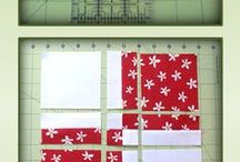 Quilts: Red, White, Blue / quilts made with red, white, and blue fabrics / by Vicki Medlin
