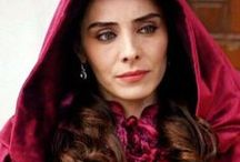 Mahidevran sultan / Nur Fettahoglu as haseki Mahidevran sultan the most beautyfull woman in Magnificent century series